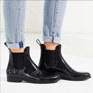 EUC Sam Edelman rain booties size 10